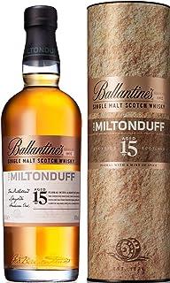 """Ballantine""""s THE MILTONDUFF 15 Years Old Single Malt Scotch Whisky mit Geschenkverpackung 1 x 0.7 l"""