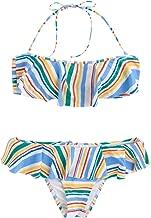 Pepe Jeans womens PLB10222 Pepe Jeans Bikini Set for Women - Multi Color