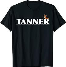 Tanner Cute Little Baby Orange Fox Art Standard T Shirt