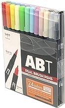 Tombow AB-T24CBA Dual Brush Pen (Set of 24)