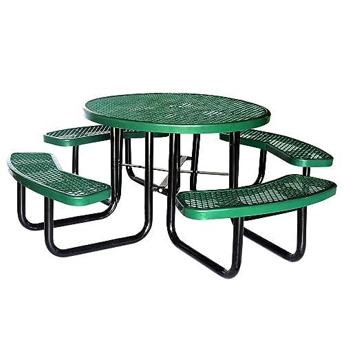 Swell Commercial Picnic Tables Amazon Com Machost Co Dining Chair Design Ideas Machostcouk