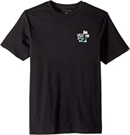 Vans Kids - Yusuke Palm T-Shirt (Big Kids)