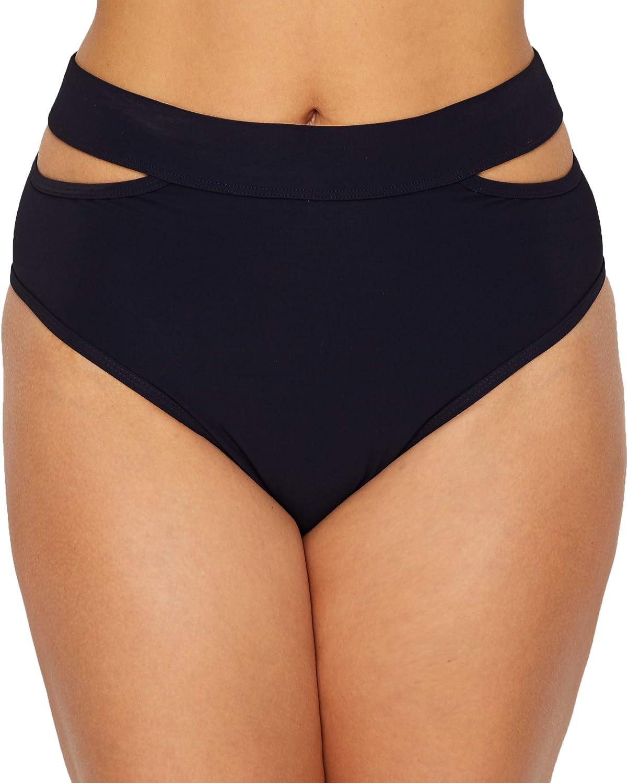 Icon Split High-Waist Bottom Ultra-Cheap Deals NEW before selling Bikini