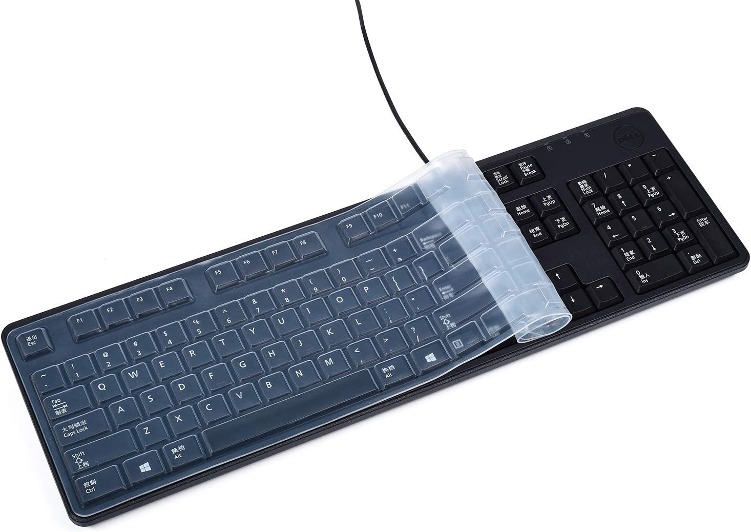 Anti Al sold out. Dust Waterproof Silicon Keyboard Cover All items free shipping D for Protector Skin
