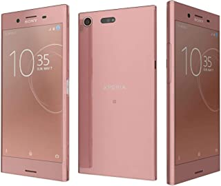 Sony Xperia XZ Premium 4G LTE Unlocked G8141 64GB Dust Proof 4K 5.46 inches 19MP (LTE USA Latin Carribean Europe) International Version No Waranty (Bronze Pink)