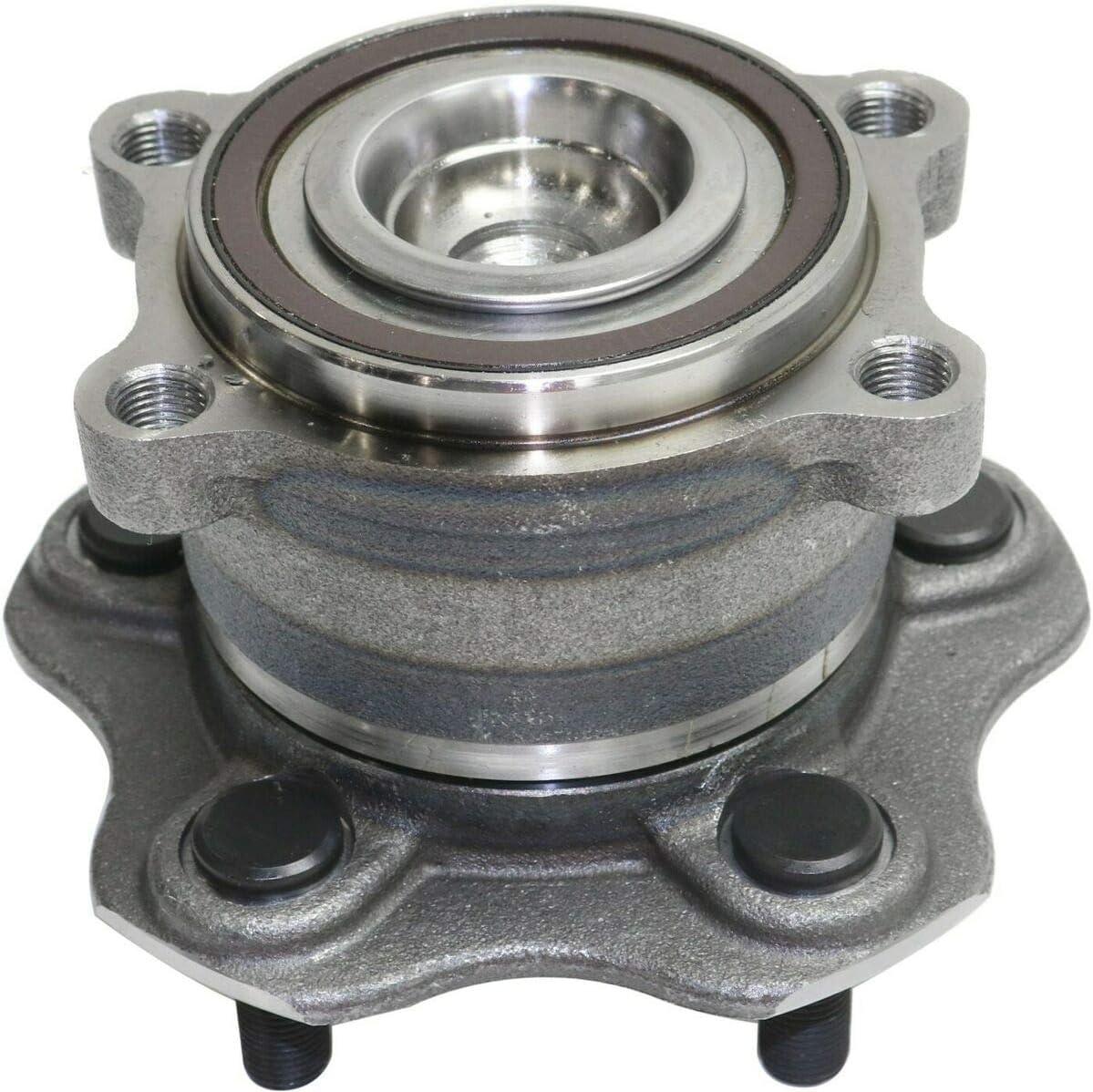 Rear Wheel Hub Bearing W ABS Fit 安い 激安 プチプラ 高品質 Nissan with Compatible 2009-2 爆安プライス