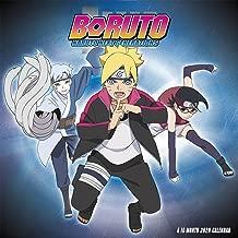 Boruto: Naruto Next Generations 2020 Wall Calendar