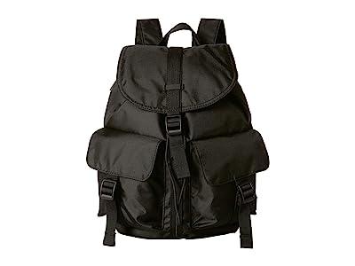 Herschel Supply Co. Dawson Small Light (Black) Backpack Bags