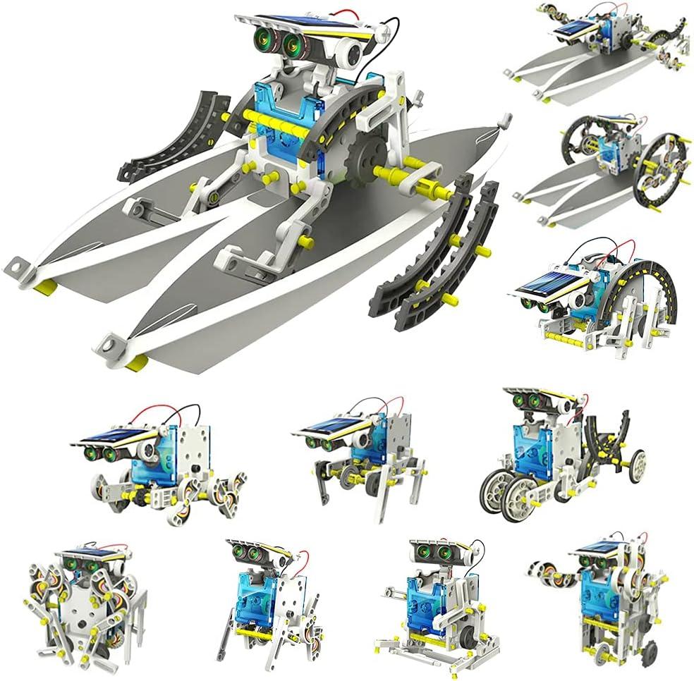 Building Robot for low-pricing Kids 2021 model STEM Learnin DIY Toys Educational