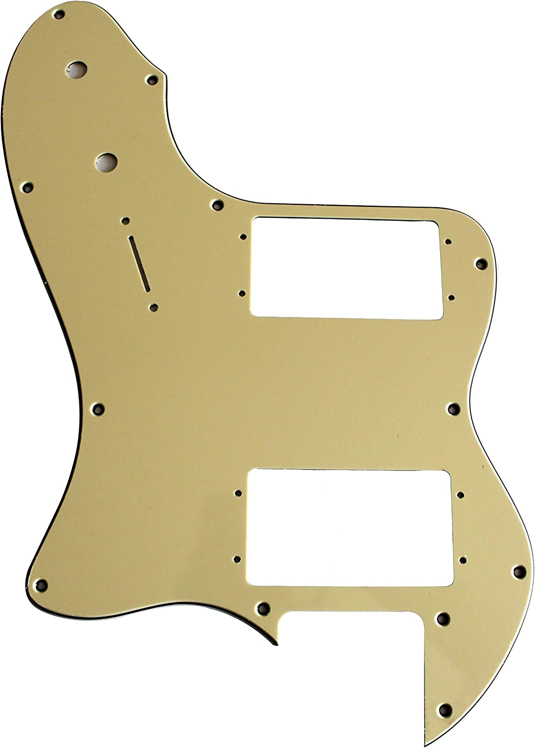 Super beauty product restock Popular products quality top Guitar Pickguard For Fender Telecaster Scratch 72 Style Thinline