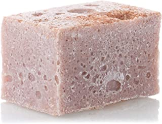 Earth Luxe Natural Himalayan Salt Bath & Body Soap Bar Dead Sea Temporary Relief From Dry Itchy Skin, Aches & Pains, Exfoliates & Moisturizes