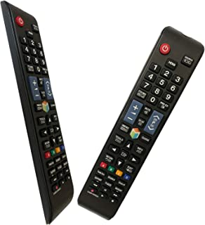 iLovely Reemplazo Mando a Distancia Samsung AA59-00582A Smart TV fit Control Remoto para Samsung AA59-00581A AA59-00790A AA59-00638A