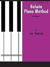 طريقة belwin Piano, BK مقاس 4