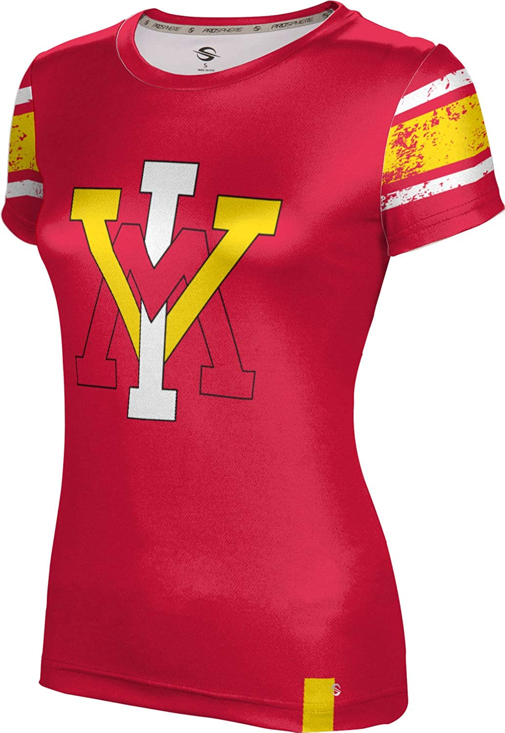 ProSphere Virginia Military Institute Girls' Performance T-Shirt (End Zone)