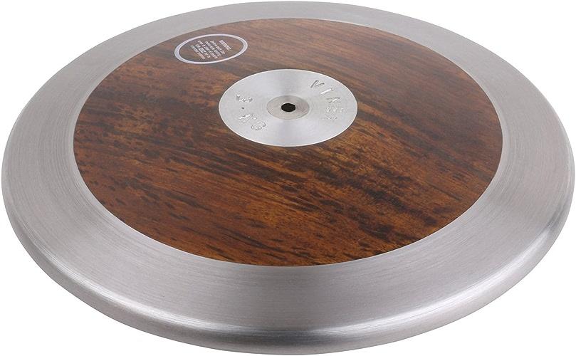 HAEST bois - disque à lancer spécial pour l'entraîneHommest - 2,5 kg - 3,0 kg - 3,5 kg