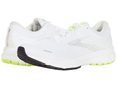 Brooks Ghost 13 (White/Nightlife) Men