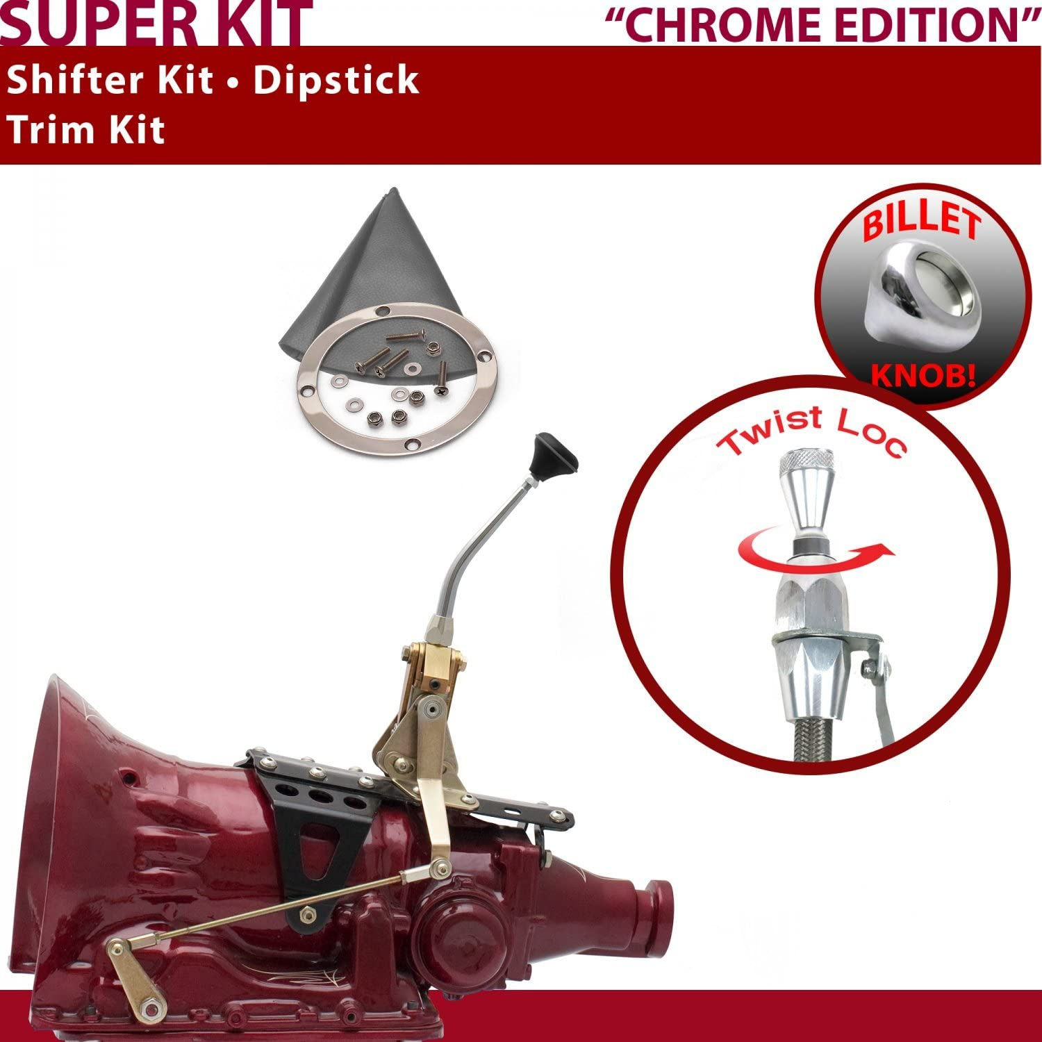 American Industry No. 1 Shifter 447081 Kit FMX Trim 8