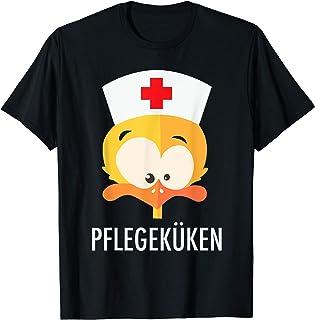 Pflegeküken Azubi Rettungssanitäter MFA Altenpflege Kleidung T-Shirt