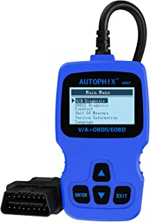 Autophix V007 OBD II Diagnosegerät Fehlercode Lesegerät
