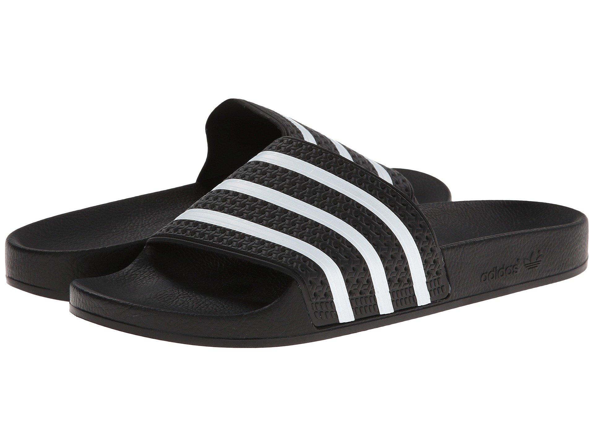 Adidas Adilette At Zappos Com