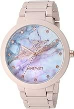 Nine West Women's Rubberized Bracelet Watch