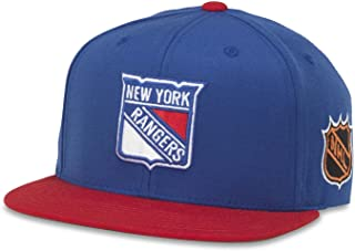 American Needle NHL Blockhead Adjustable Snapback Hat