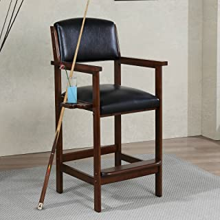 American Heritage Spectator Chair - Suede