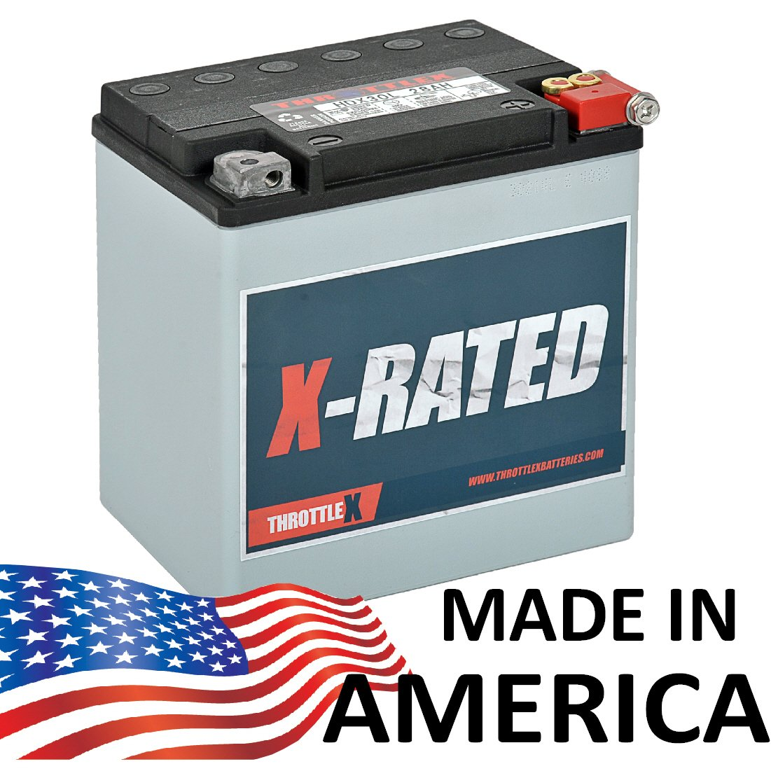 66010 97C Davidson Replacement Motorcycle Battery