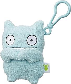 "Hasbro Uglydolls Ice-Bat to-Go Stuffed Plush Toy with Clip, 5"" Tall"