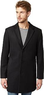 TOM TAILOR Men's Wool Blend Coat