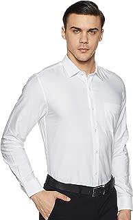 Peter England Men's Slim fit Formal Shirt