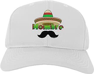 TooLoud Hombre Sombrero Adult Baseball Cap Hat