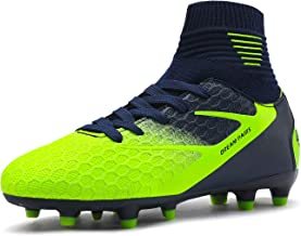 neon cleats soccer