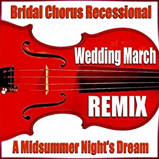 bridal chorus recessional