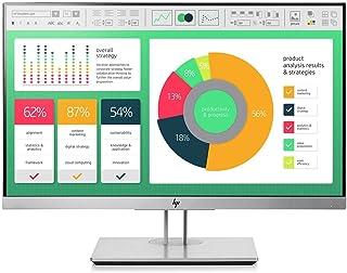 HP EliteDisplay E223 21.5-Inch Screen Led-Lit Monitor Gray (1FH45A8#ABA)