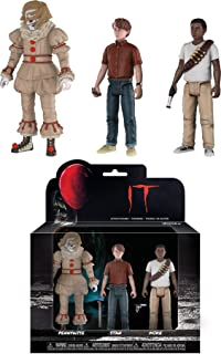 Funko 32816  It HorrorWig Pennywise, Mike, Stan Collectible Figure, , Multicolor