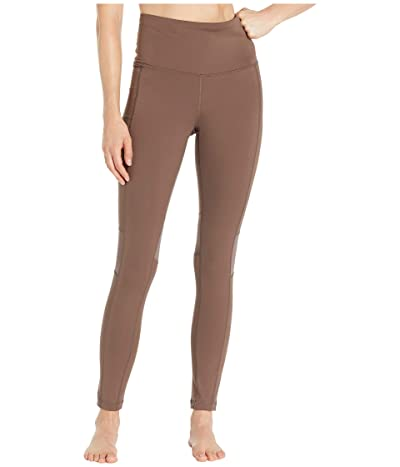 Lole Burst Ankle High-Waist (Deep Crater) Women