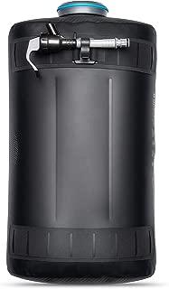 Hydrapak Expedition - Collapsible BPA & PVC Free Water Storage Bag (8L/270oz) - Chasm Black