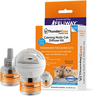 Best thunderease multi cat calming diffuser kit Reviews