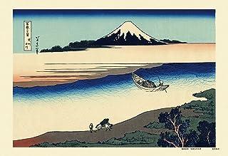 キューティーズ 300ピース ジグソーパズル 武州玉川 (富嶽三十六景)(26x38cm)