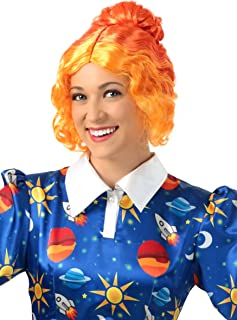 mrs frizzle wig