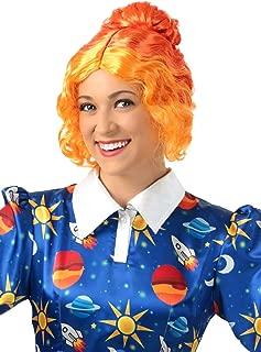 Magic School Bus Ms Frizzle Wig