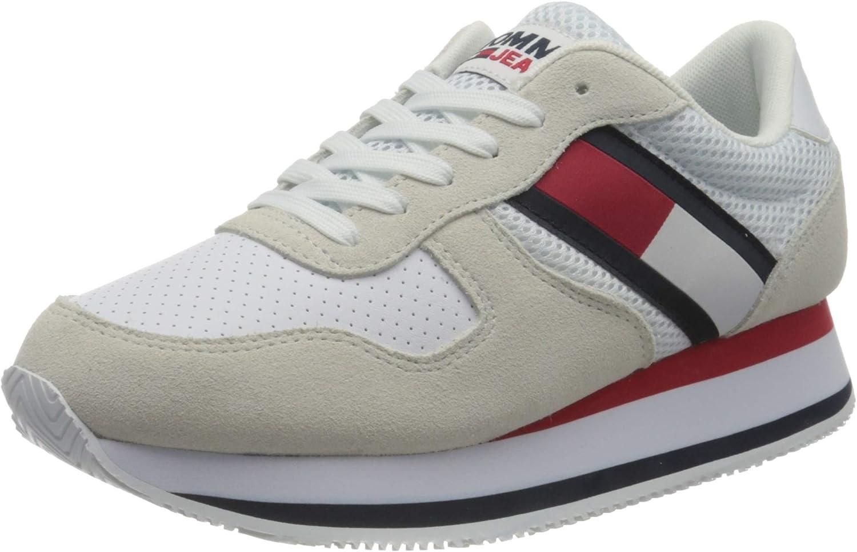 Tommy Jeans Women's Flatform Runner Sneaker