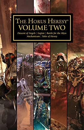 The Horus Heresy Volume Two (Horus Heresy: Collected Volumes Book 2) (English Edition)