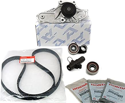Guzetop Timing Belt /& Water Pump Kit Factory Parts for Honda//Acura V6