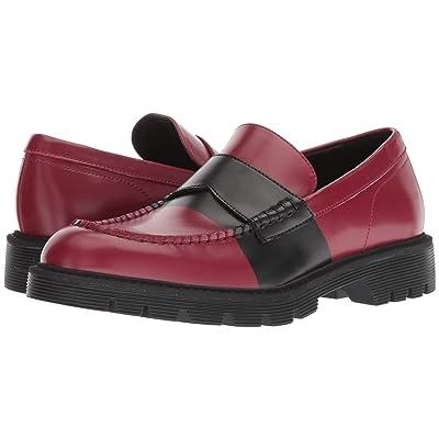 Calvin Klein Florentino (Red Rock Box Leather) Men