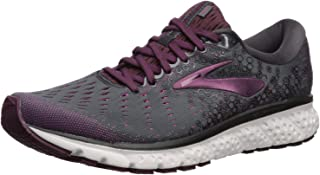 Brooks Australia Women's Glycerin 17 Women's Road Running Shoes, Grey/Aqua/Ebony