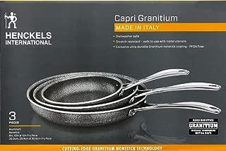 Zwilling J. A. Henckels 40250-103-0 Capri 3 Piece Set, aluminium