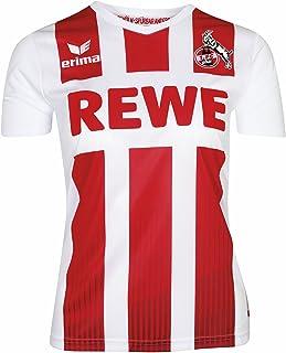 Erima 1. FC KÖLN Heimtrikot 2017/2018 für Damen in weiß/rot