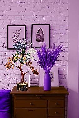 Opulence Natural Gemstone Bonsai Money Tree of Life Good Luck Wealth & Prosperity Spiritual Gift Crystal Reiki Healing Fe